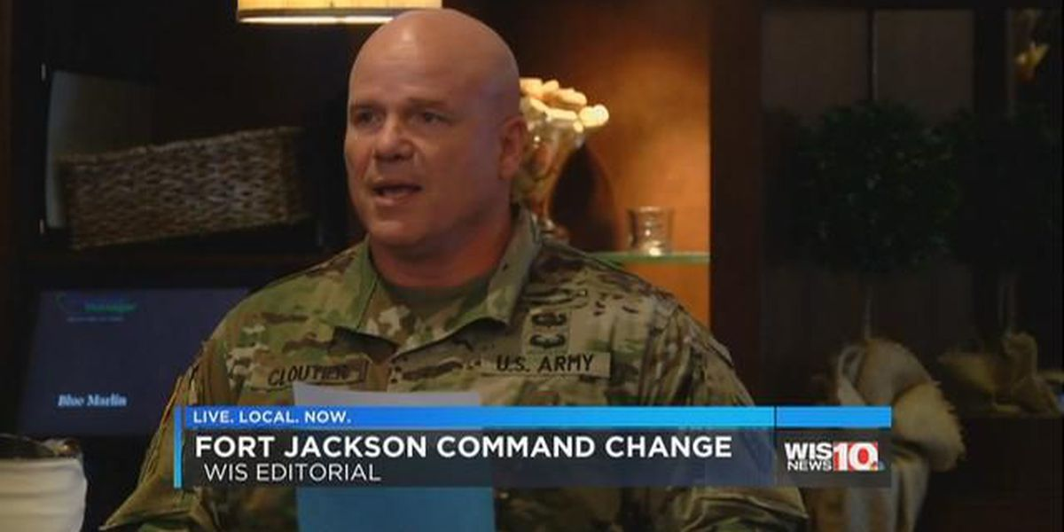 My Take: Thank you Maj. Gen. Cloutier for your leadership at Fort Jackson
