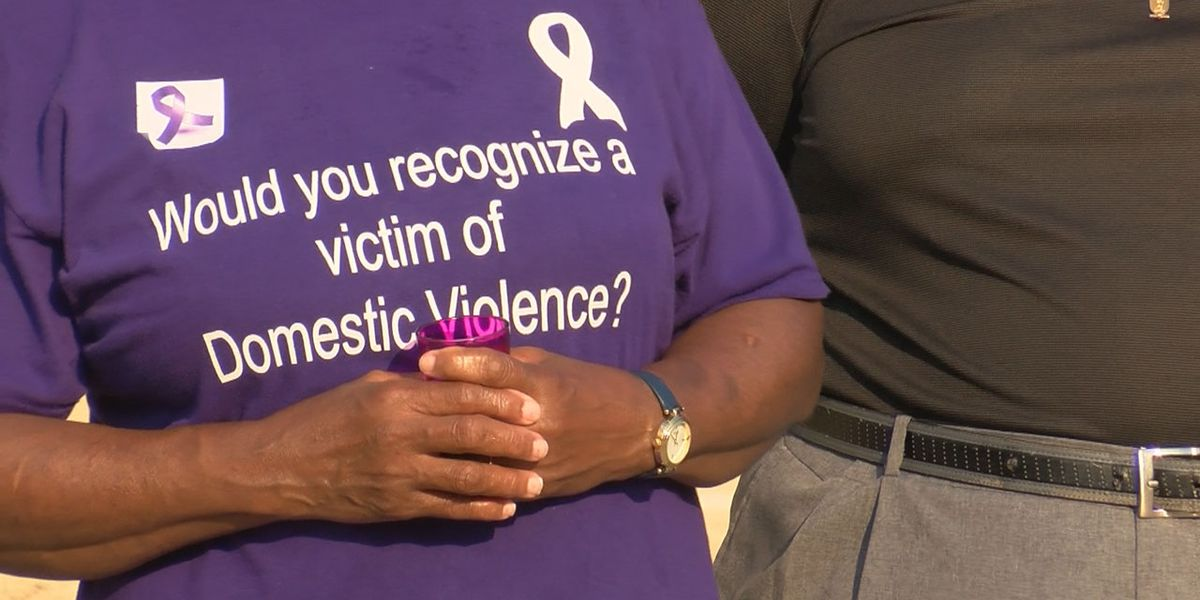 YWCA hosts anti-domestic violence vigil honoring Sharee Bradley