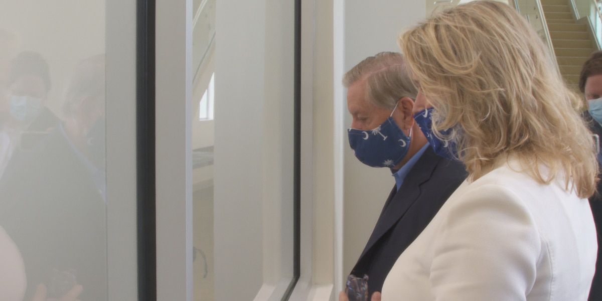 Sen. Lindsey Graham shares plans to expand PPE production in US
