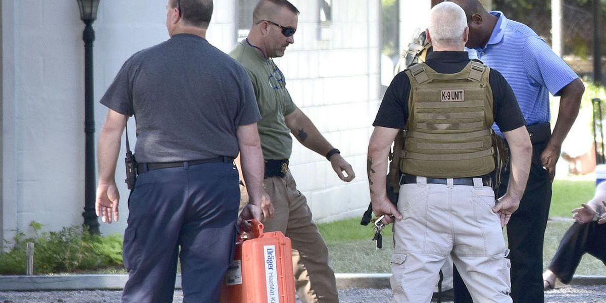 Detour on Charleston Highway amid law enforcement operation