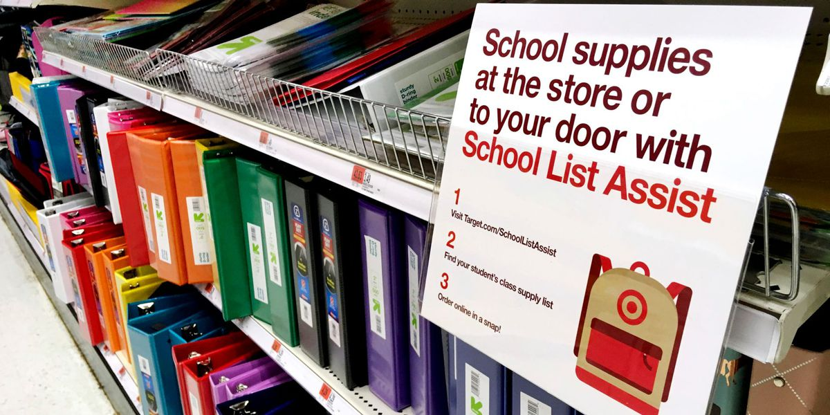 Coronavirus: Parents may spend more on back-to-school shopping than ever amid pandemic