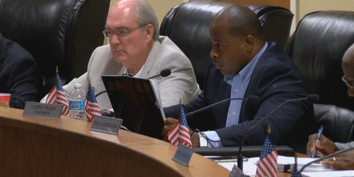 Richland County Council unanimously passes proposal to record member votes