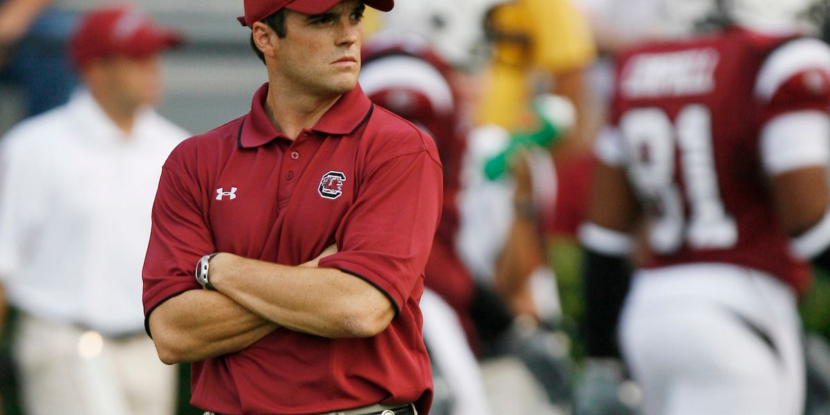 Shane Beamer believed to be 'leader' for South Carolina job