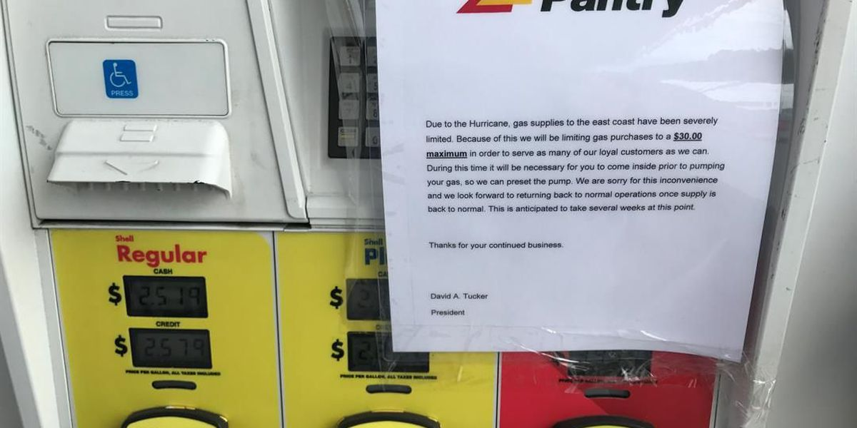 Midlands continues to see issues at the gas pump