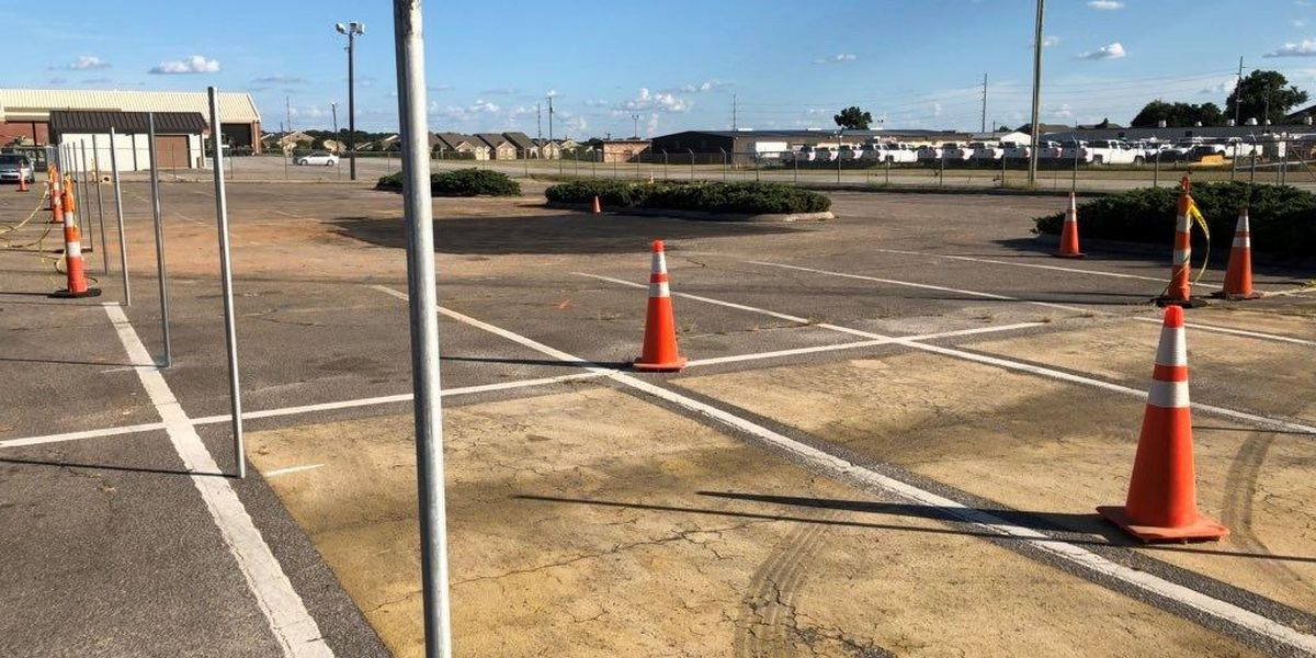 60+ parking spots affected by issue at SC National Guard