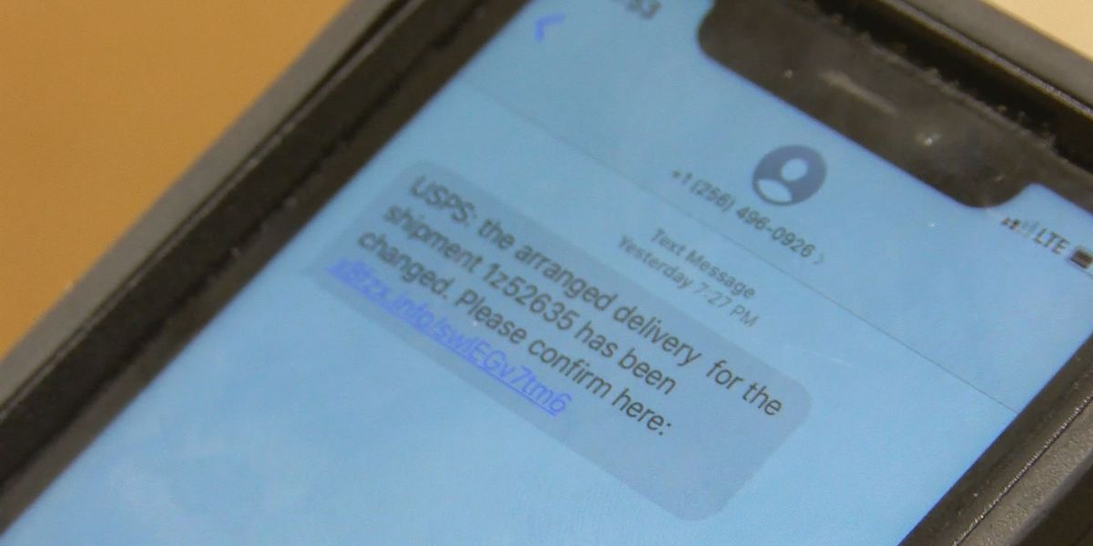 'Be very skeptical': Text messages acting like USPS may be scams, solicitor says