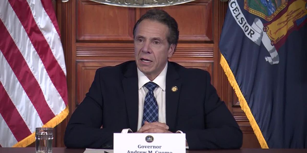 Andrew Cuomo: brother Chris has coronavirus