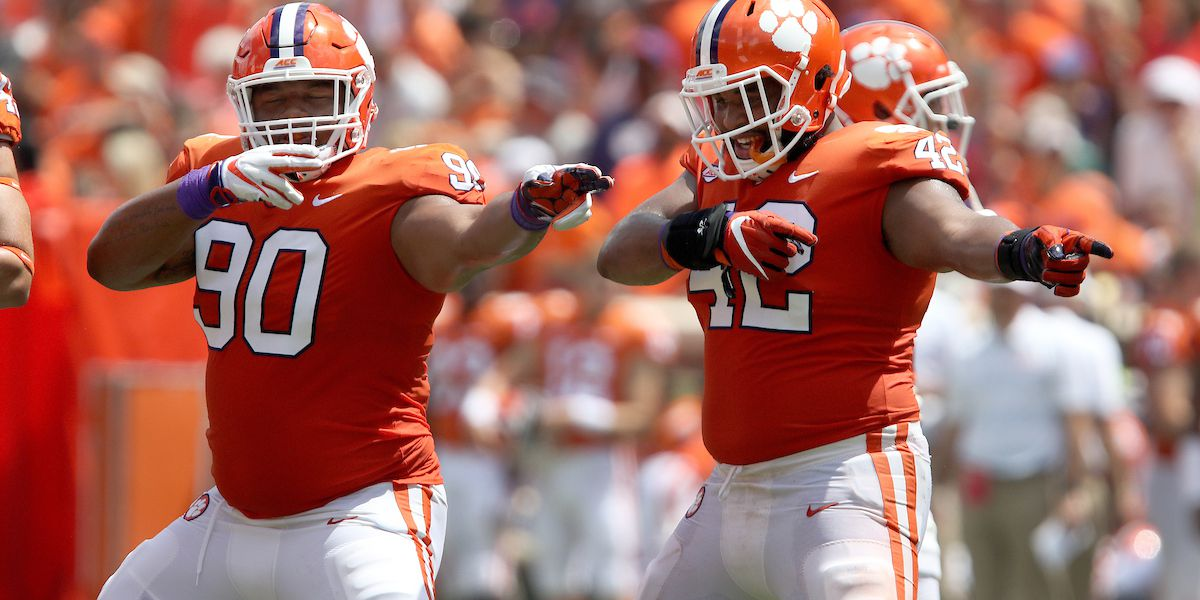 11 Clemson players receive invites to the NFL Combine