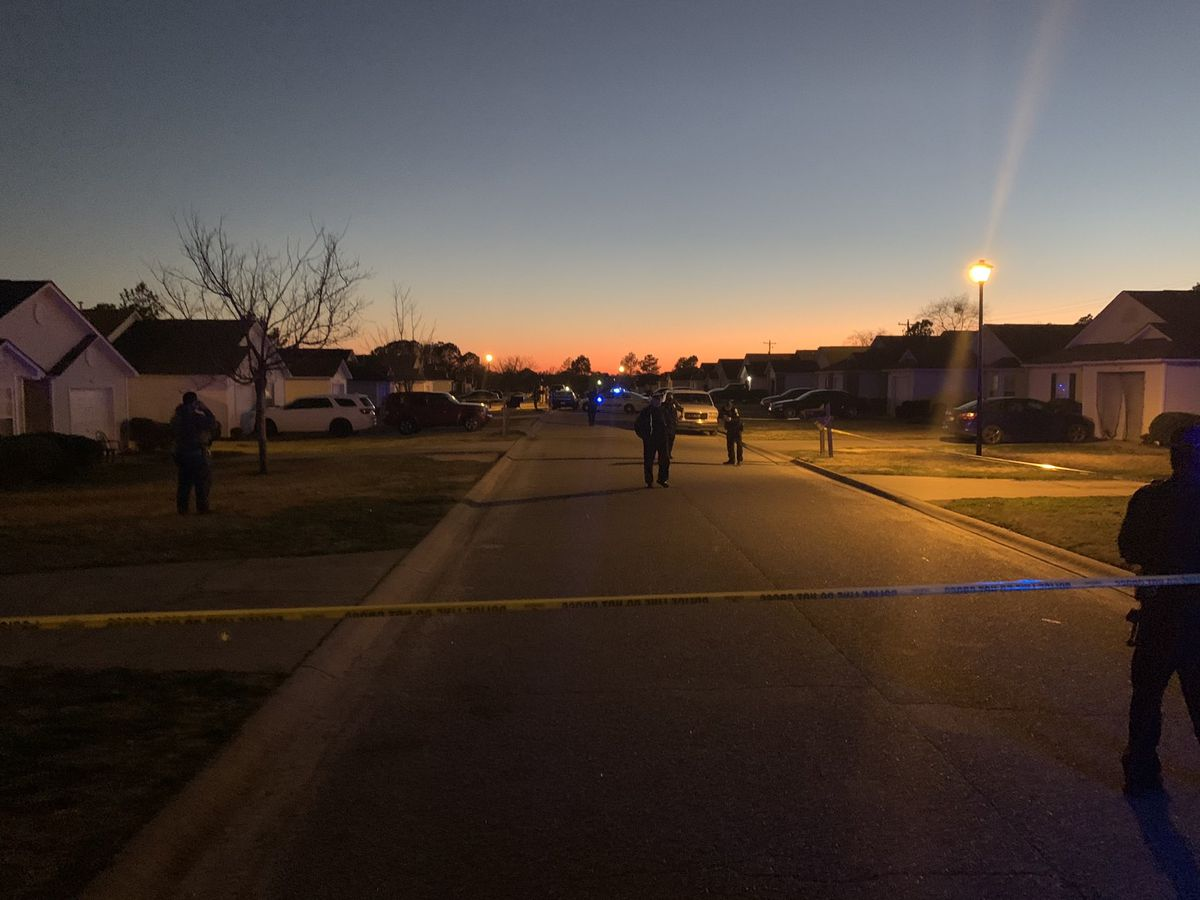 Person killed, another hurt in north Columbia shooting