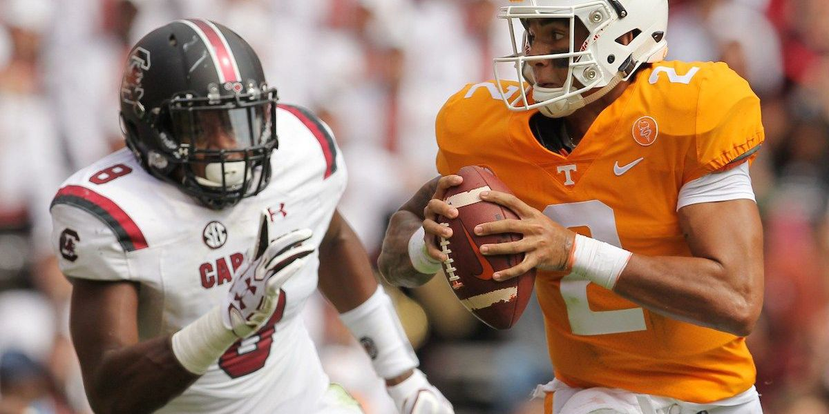 What We Learned: South Carolina vs. Tennessee
