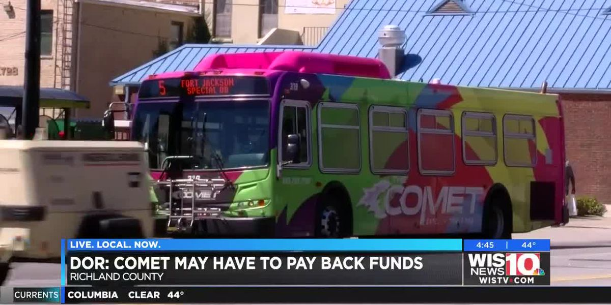 COMET may be responsible for over $1 million after alleged misuse of Penny Tax funds