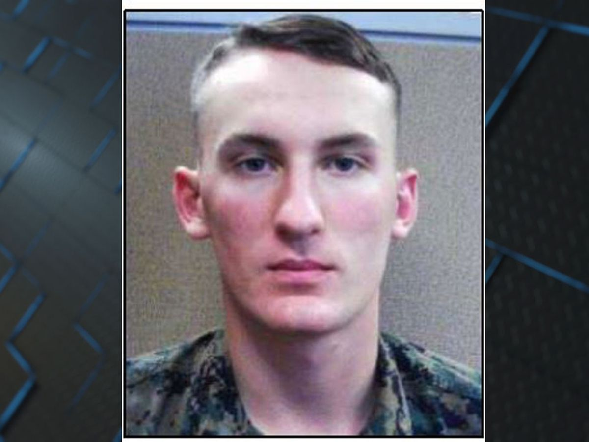 Former Marine sought in nationwide search as part of murder investigation