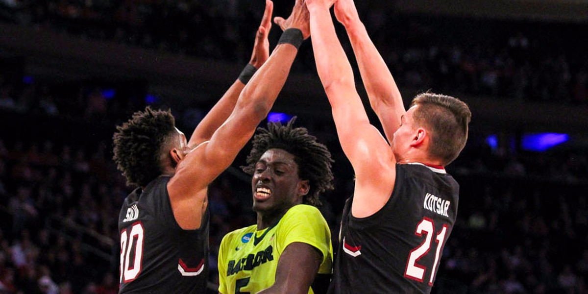 Historic win for Gamecocks keyed by defense