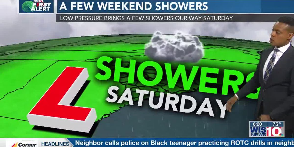 Dominic Brown's April 15th Forecast