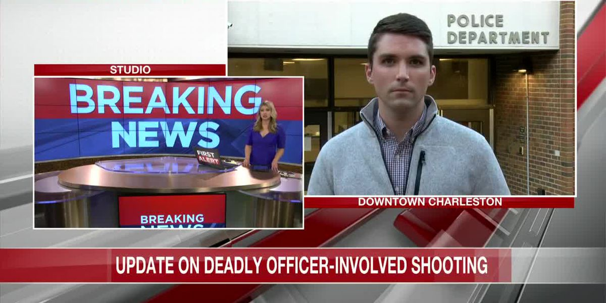 VIDEO: Coroner identifies man killed in Charleston officer-involved shooting