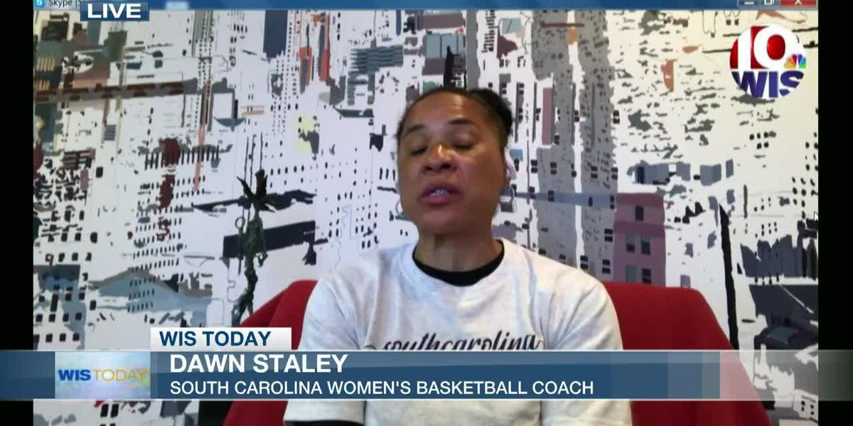 WIS TODAY: Dawn Staley discusses SEC special 'For the Culture' special airing on SEC network