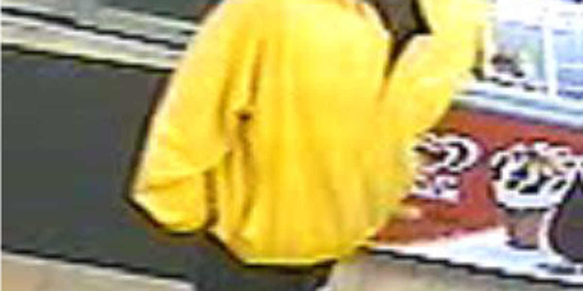 Irmo Police looking for man who stole register in gas station armed robbery