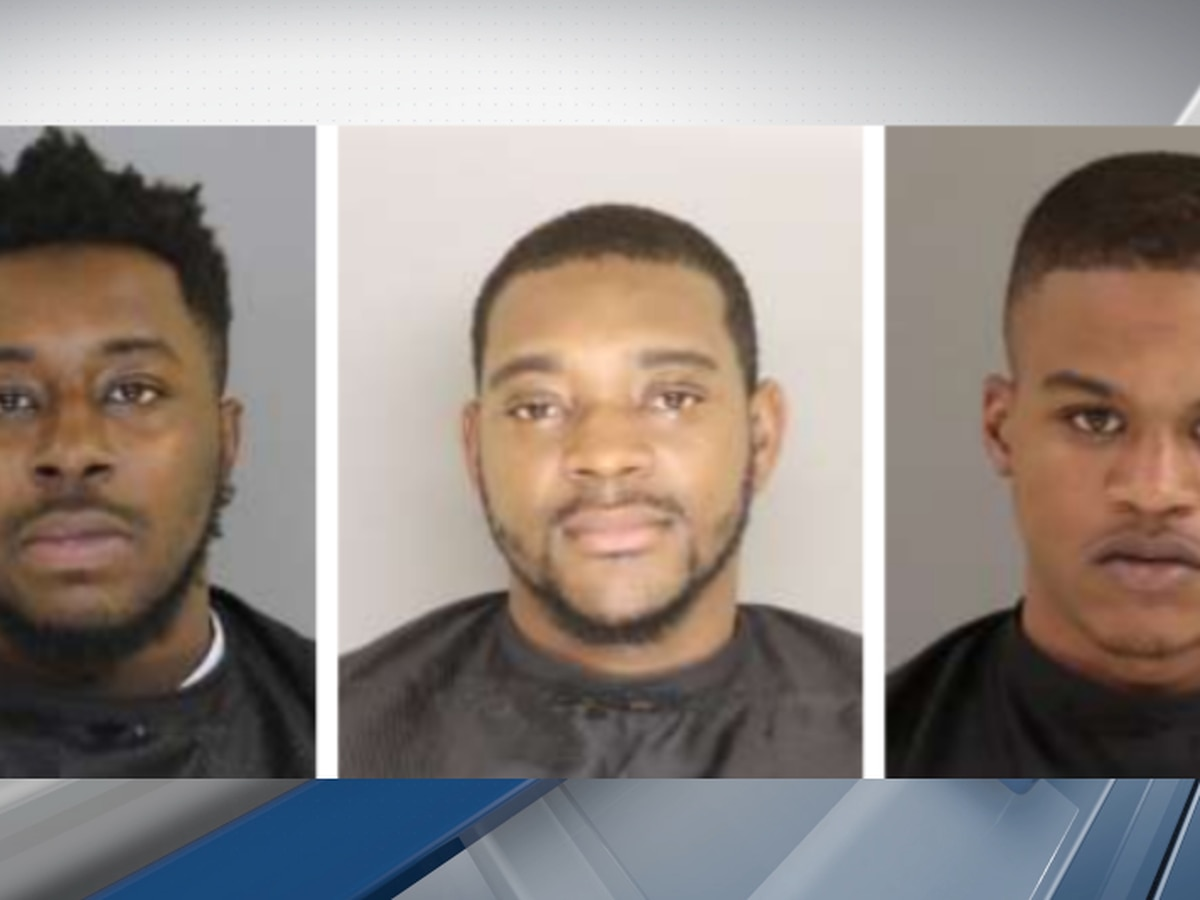 Sumter Police searching for 3 suspects in connection with shooting that injured 3 people