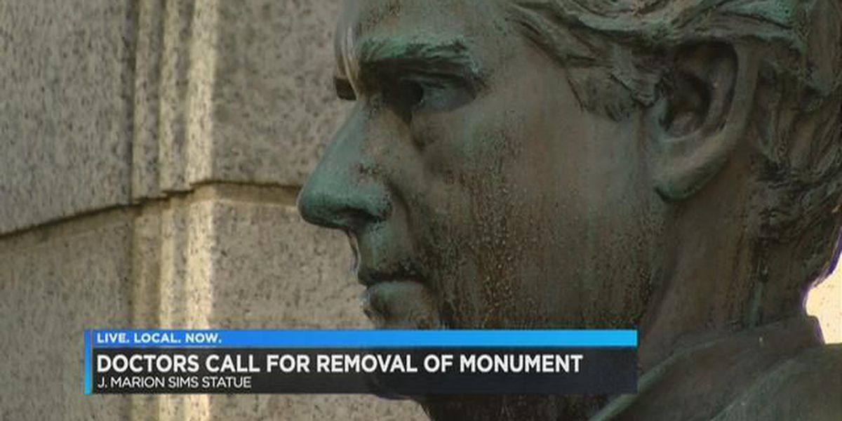 Hero or monster? Doctor calls for removal of J. Marion Sims statue from SC State House