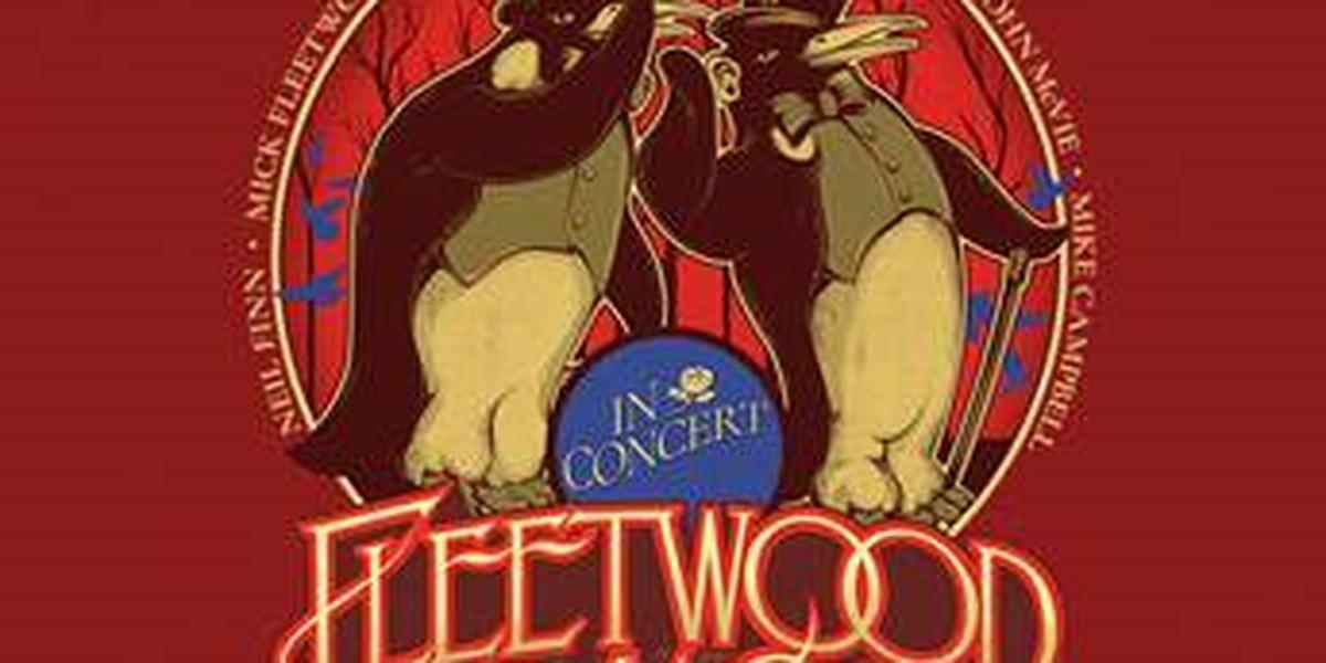 Rock legends Fleetwood Mac coming to Columbia in 2019
