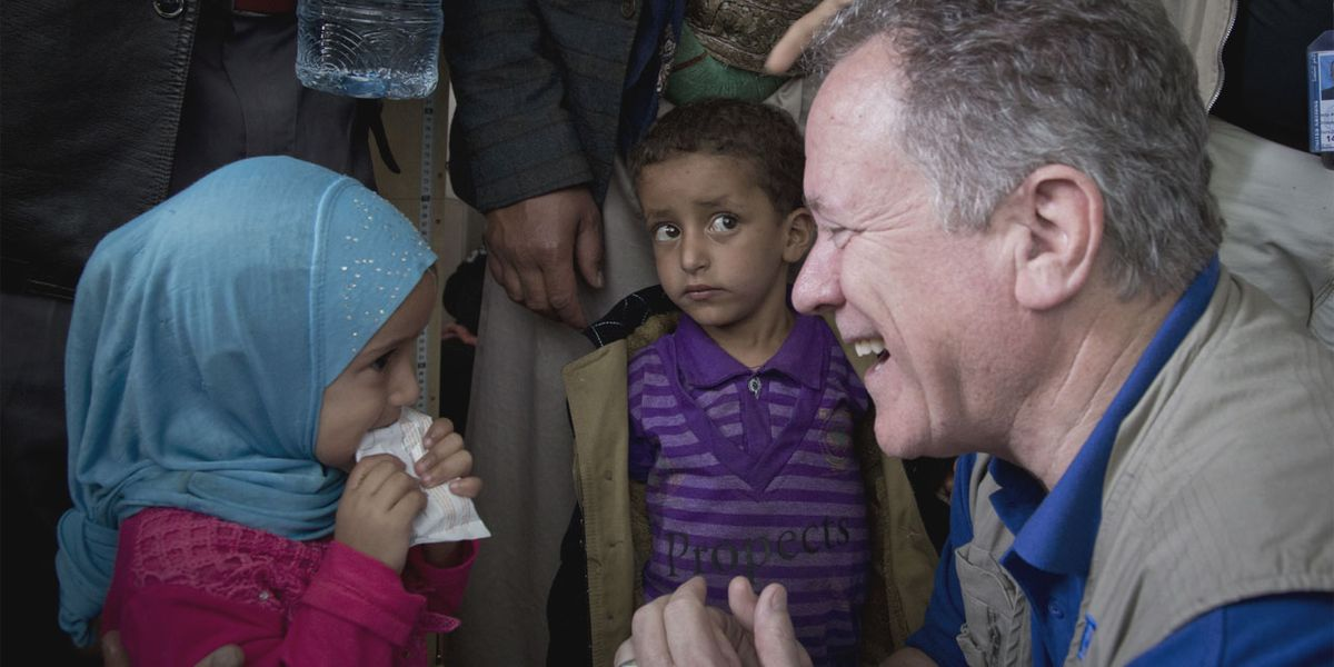 David Beasley, former S.C. governor and Darlington native, accepts Nobel Peace Prize