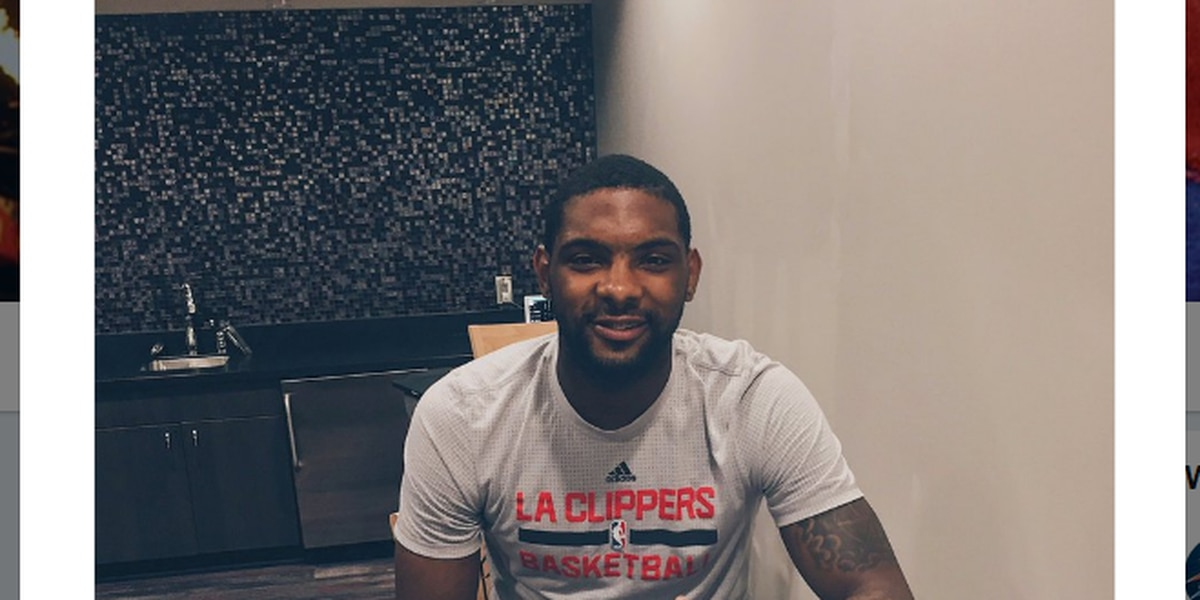 It's official! Sindarius Thornwell is officially a Los Angeles Clipper!