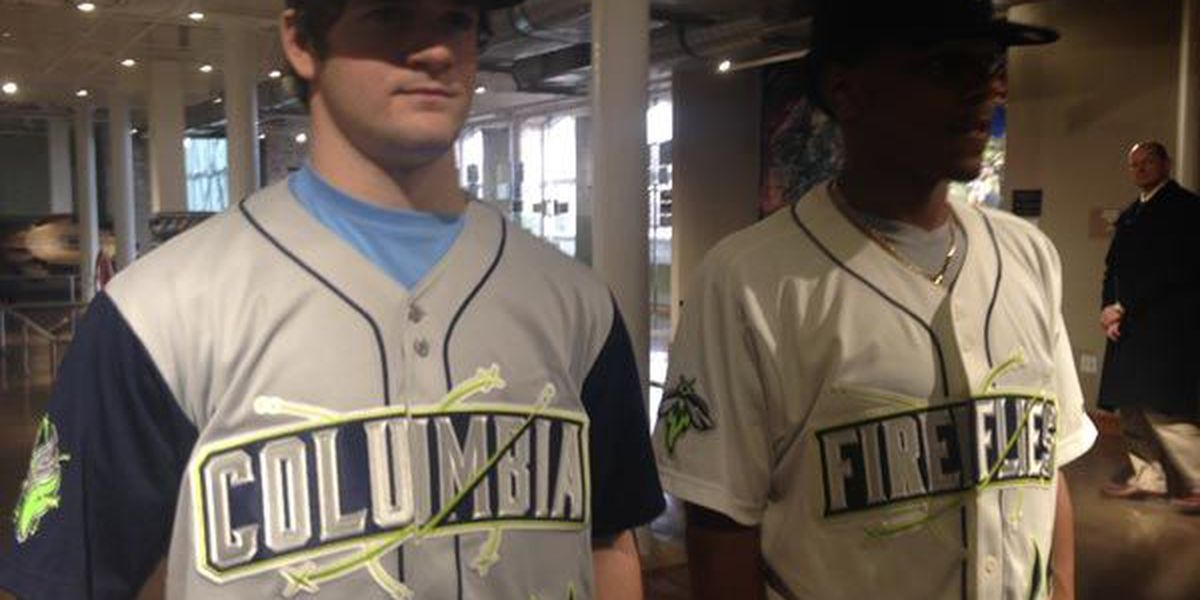 Columbia Fireflies unveils coaching staff, uniforms