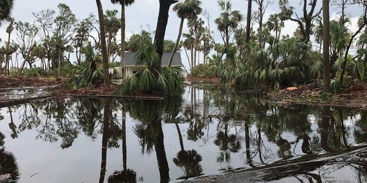Flooding delays much anticipated Hunting Island State Park reopening