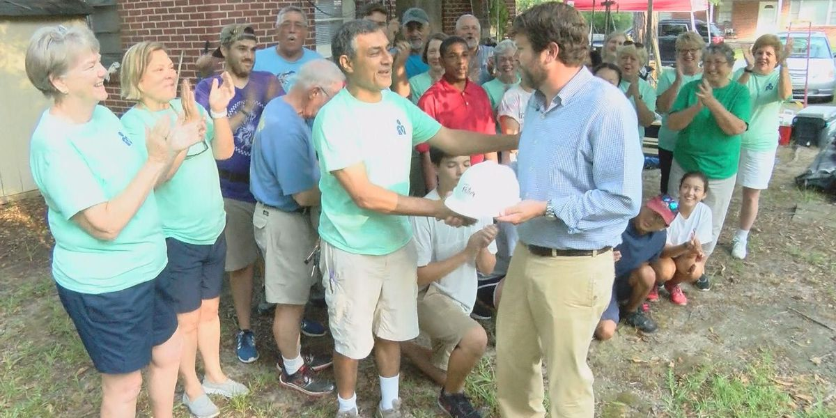 Community Builder: Man honored for leading housing-assistance camp for 13 years