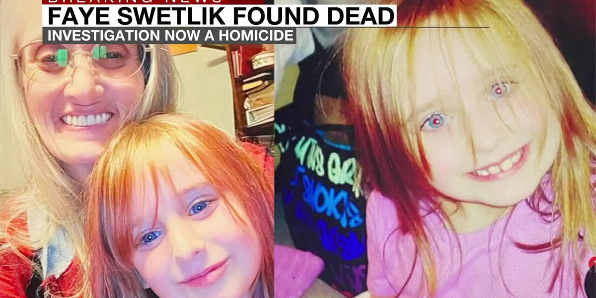 SPECIAL COVERAGE: Missing 6-year-old Faye Swetlik found dead days after disappearance from S.C. home