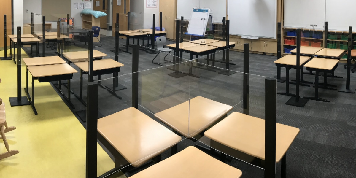 SC school district spending $6 million on plexiglass, contact tracing, safety measures