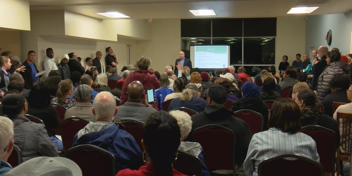 Palmetto Utilities customers demand answers regarding rate hike proposal