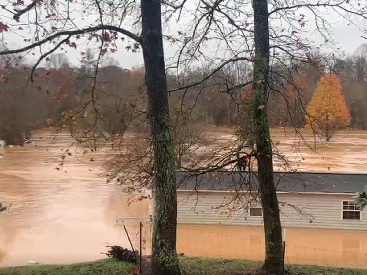 Baby, four adults killed in floodwaters at NC campground identified