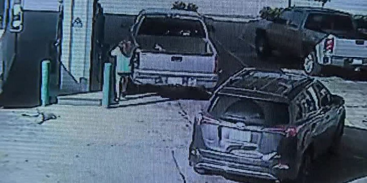 Texas suspect steals car with 10-month-old baby inside
