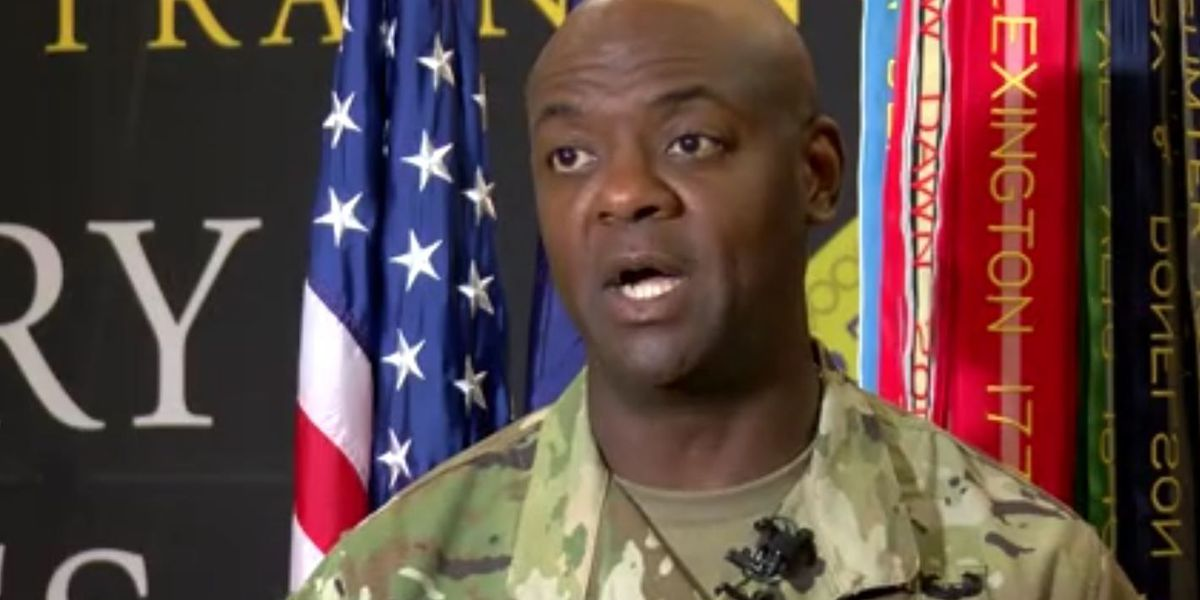 SC native becomes Fort Jackson's 51st commanding officer