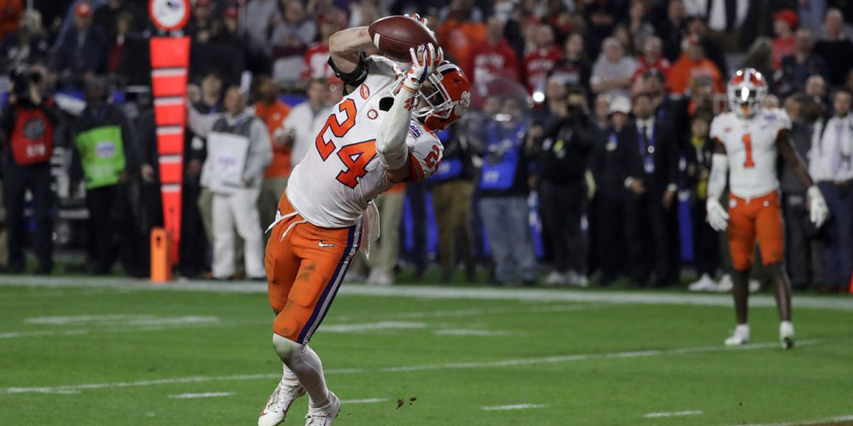 'God's Plan': Turner goes from overlooked recruit to hero for Clemson in Fiesta Bowl