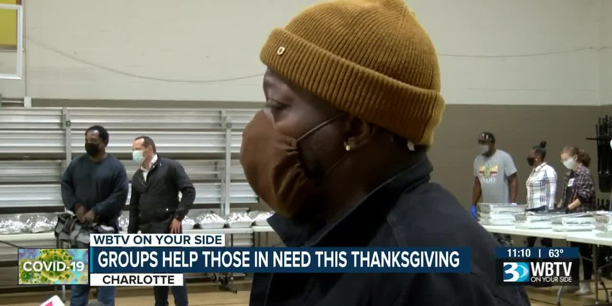Groups help those in need this Thanksgiving