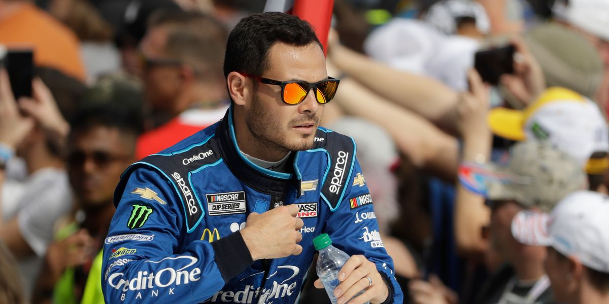 NASCAR driver Kyle Larson fired after racial slur in virtual race
