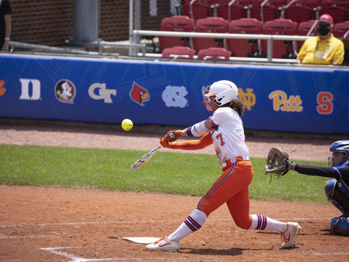 Clemson Falls to Duke 1-0 in ACC Softball Championship