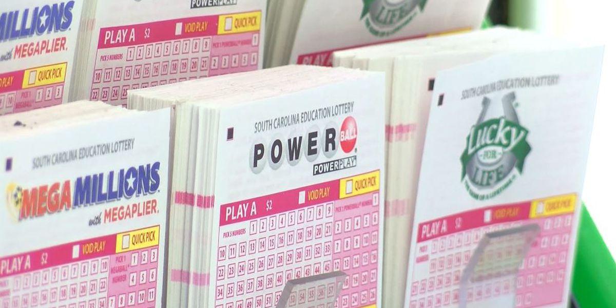 $2 million Powerball ticket sold in Pelion