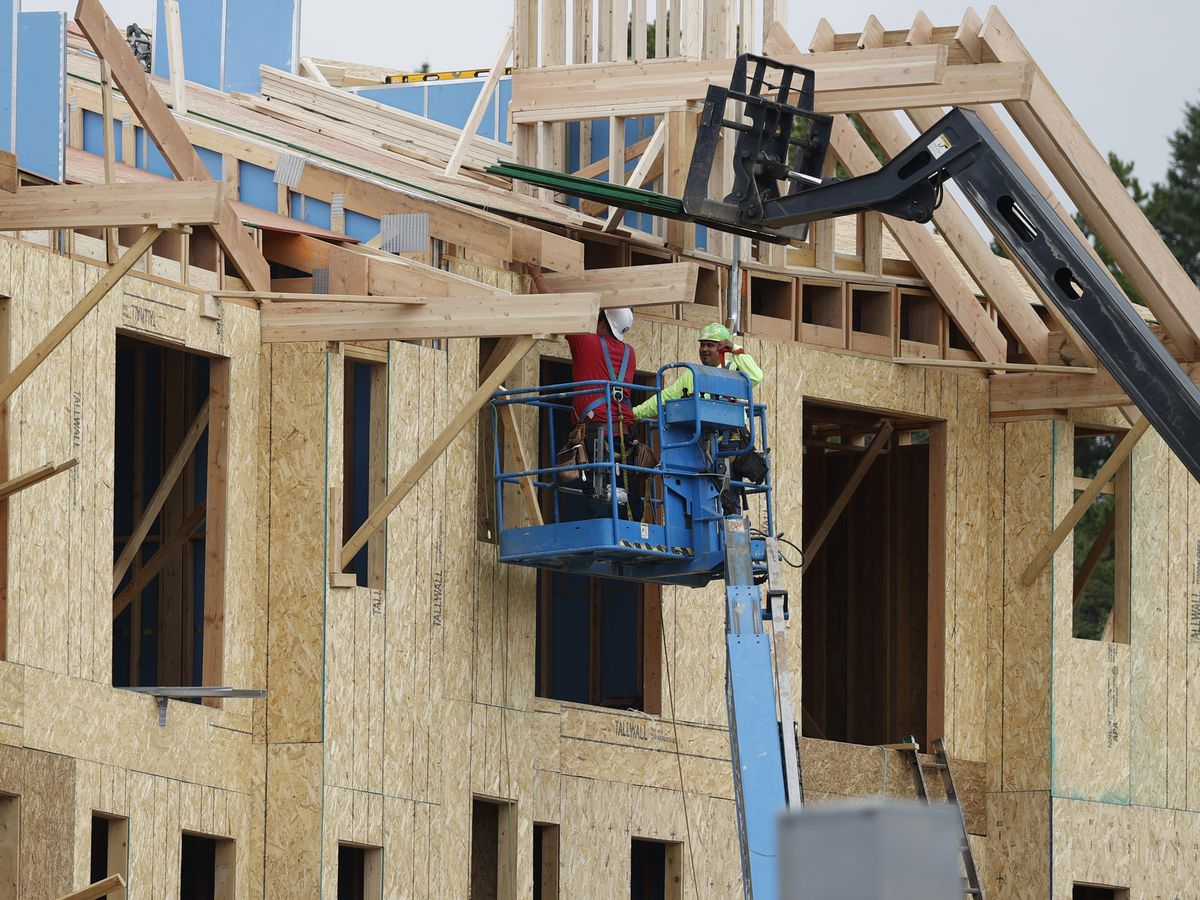August US home building slides 5.1% after months of gains