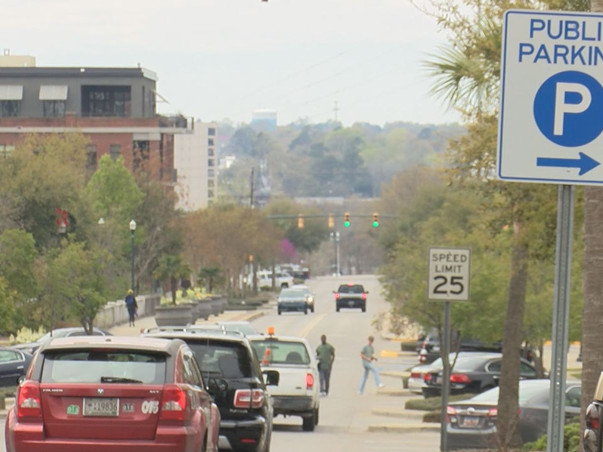 Your best options for parking in Columbia for March Madness weekend