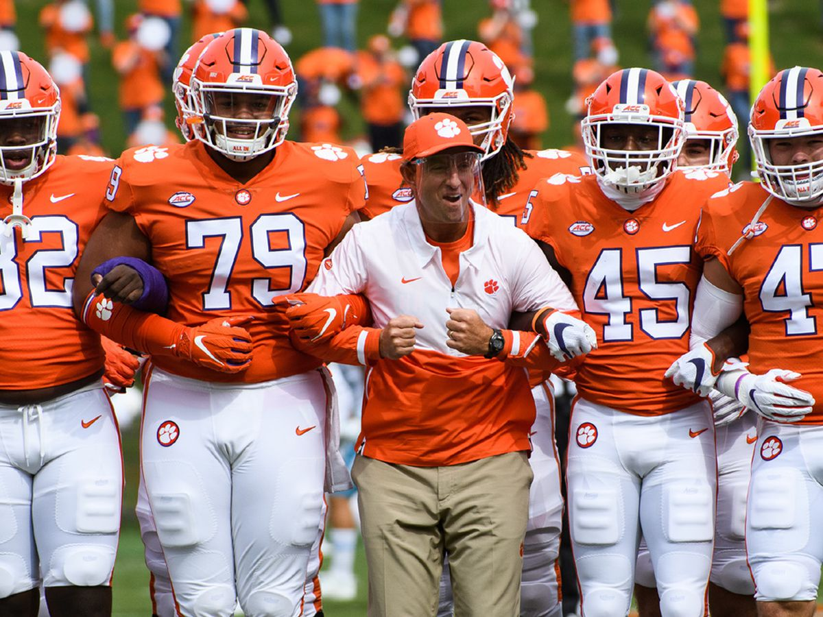 Kickoff time for Tigers, Hurricanes announced by ACC