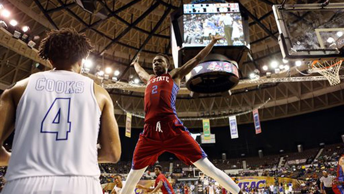 Riley ready to return for one last dance with SC State