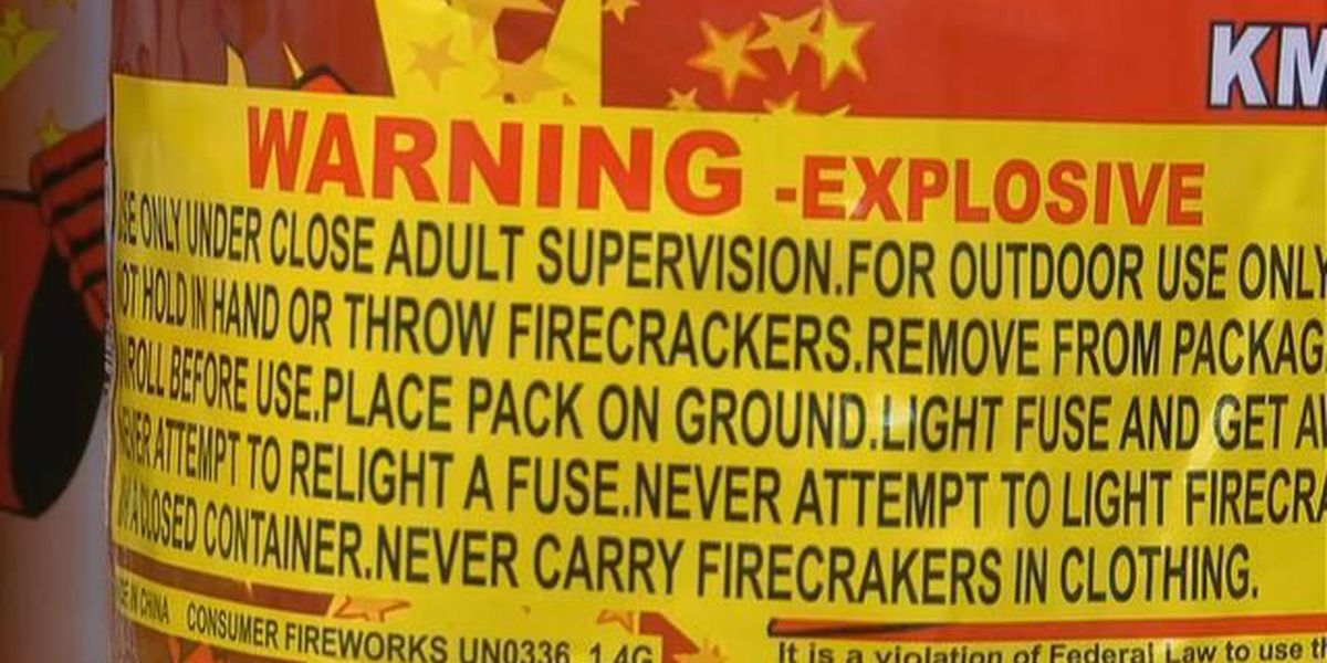 Fourth of July celebrations are fun, but firework safety is no. 1