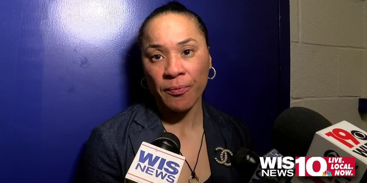 Gamecocks react after being upset by Arkansas in SEC Women's Basketball Tournament