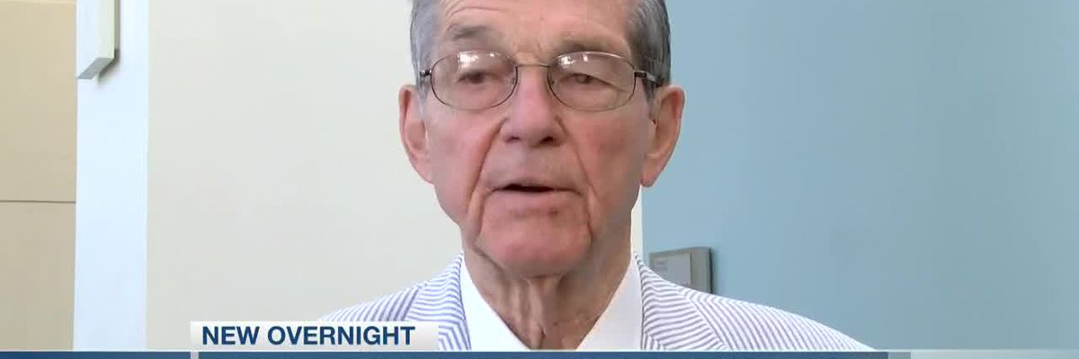 VIDEO: State and National Democratic Party leader dies at 85