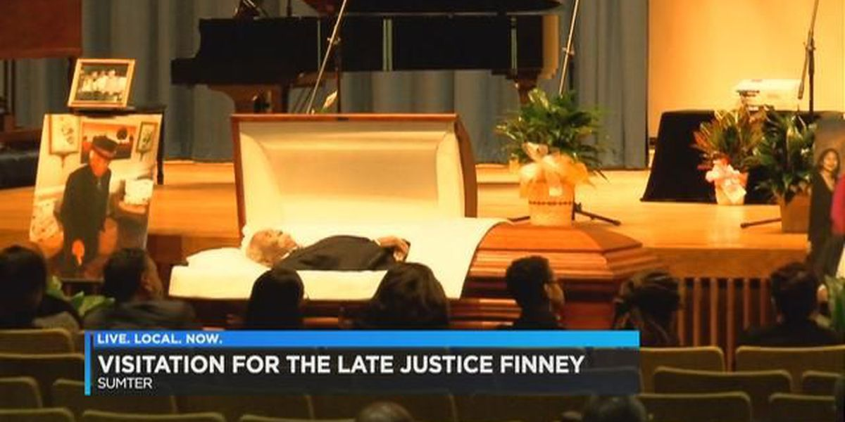 Wake held for late Chief Justice at Morris College