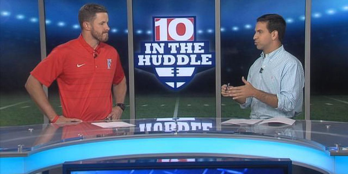 WATCH: Joe Gorchow talks high school football on '10 in the Huddle'