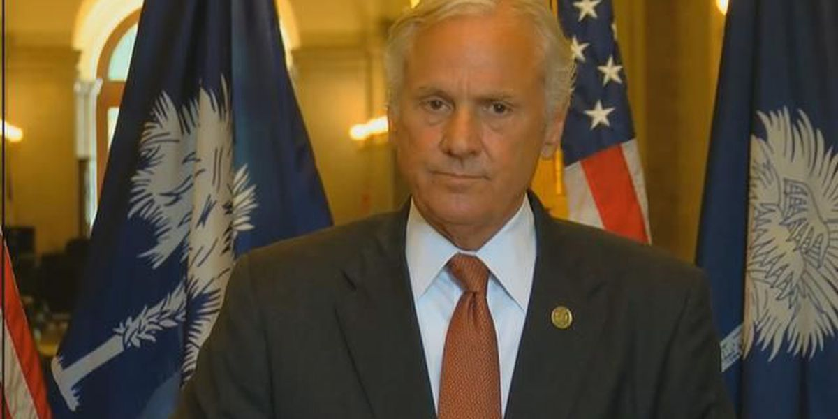 LIVE: Gov. McMaster to hold 11:30 a.m. press conference at Statehouse